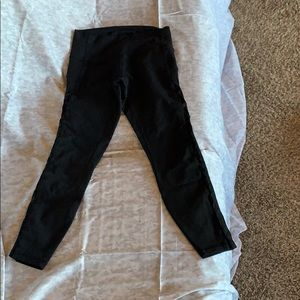 Mesh Side Lululemon leggings
